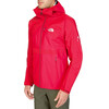 The North Face M's Fuse Uno Jacket Salsa Red/TNF Black